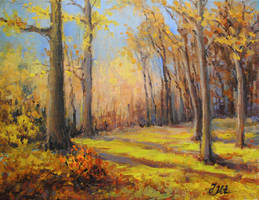 Little autumn etude. by herrerojulia
