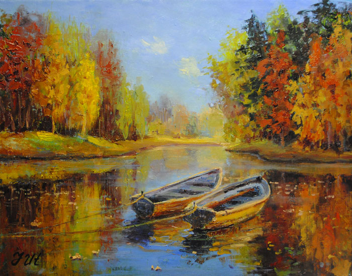 Celebrational autumn. by herrerojulia