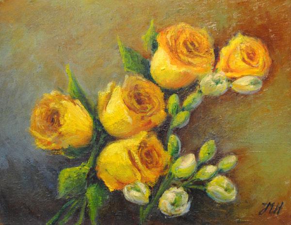 Spring bouquet by herrerojulia