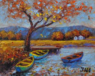 Autumn spirit. by herrerojulia