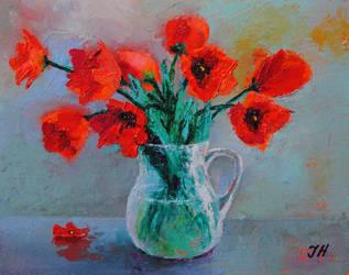 Tulips. by herrerojulia
