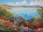 Flower garden. by herrerojulia