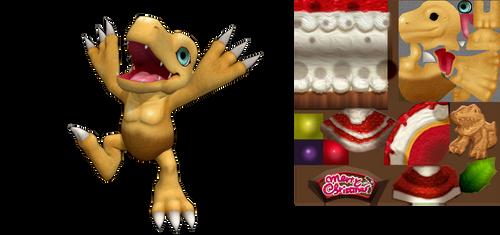 CakeAgumon