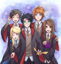 friendship by majigoma