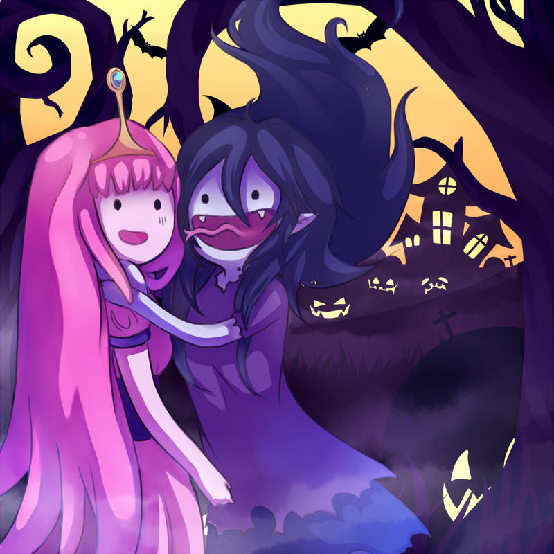 spooky by majigoma