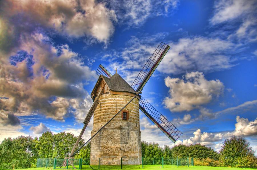 HDR Moulin de Watten 2 by KIKIphotolove