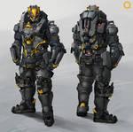Demiurg armour