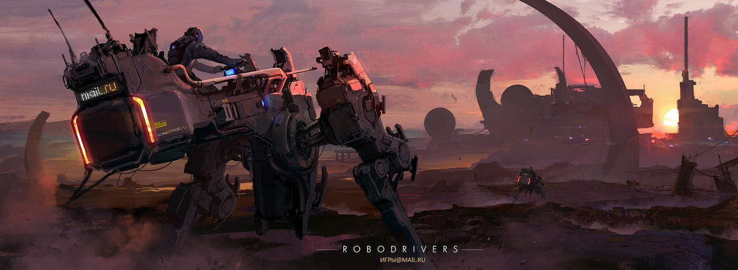Robo by KageRott