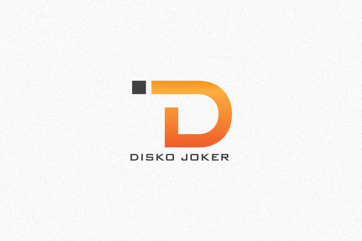 Disko joker vector logo design by diskojoker on deviantart for D for design