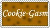 Cookie-Gasm by Ranafroggie