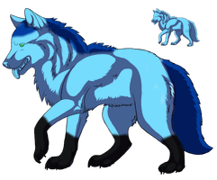 Soarin REF. by NeonFlashWolf