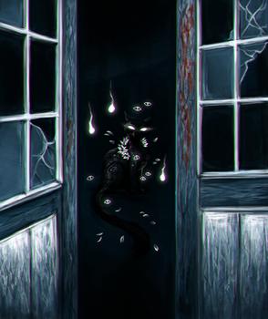 dark, haunted places