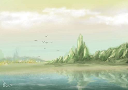 30 minute Landscape
