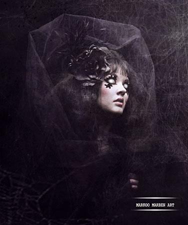 Queen of zombies by MarkOoMarben