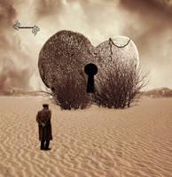 Locked heart by MarkOoMarben