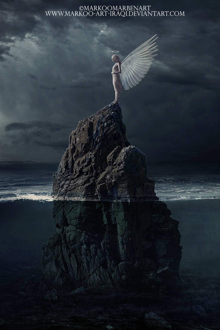 Angel of Mercy by MarkOoMarben