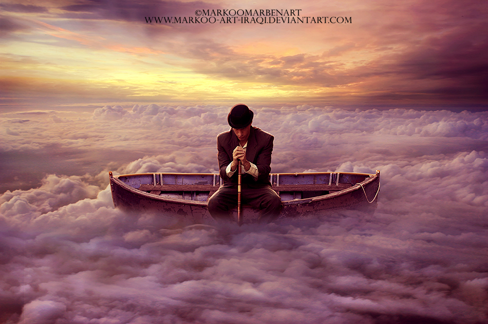Sailing in your dreams