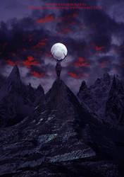 The moon keeper by MarkOoMarben