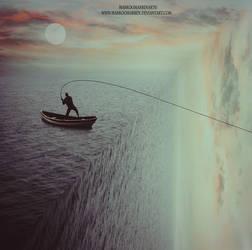 edge o world by MarkOoMarben