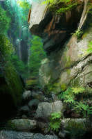 Rocks Study by DM7