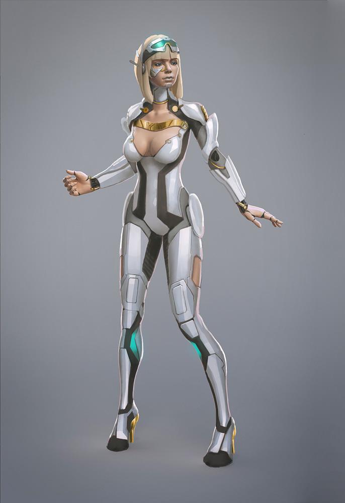 Cyborg by DM7