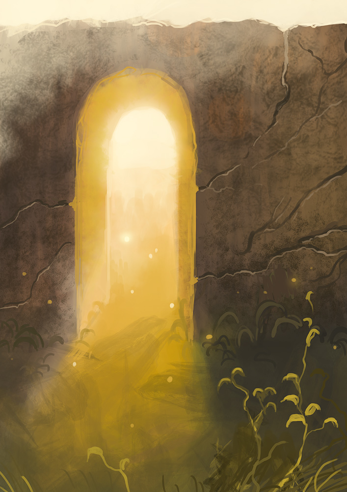 An analysis of the topic of the gateway to heaven