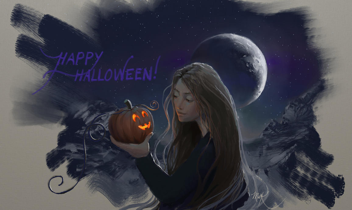 Happy Halloween! by DM7