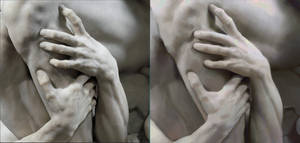 Hands study by DM7