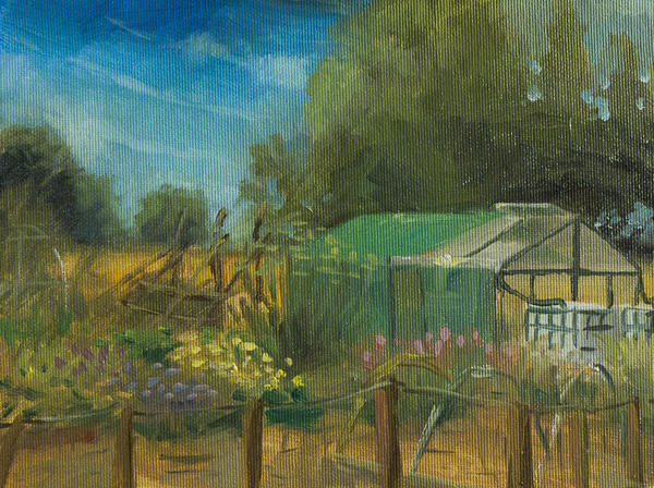 Green Garden by DM7