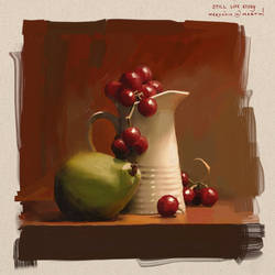 Study: Still Life from Photo