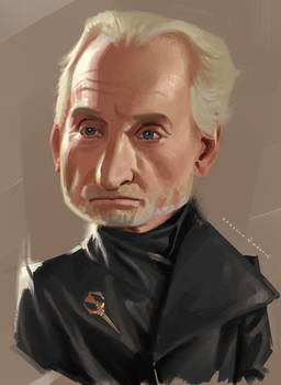 Caricature: Tywin Lennister