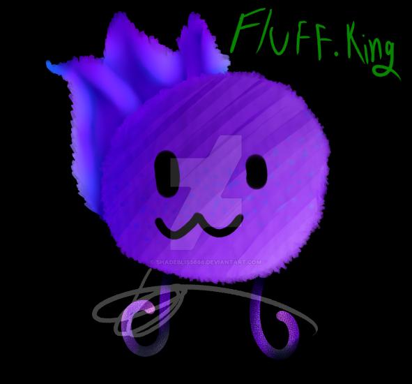 Fluff  by ShadeBliss666