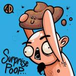 Surprise Poop