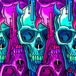 Horned Skulls
