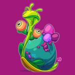 Shroom Snail