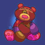 Teddy Bear Frankenstein