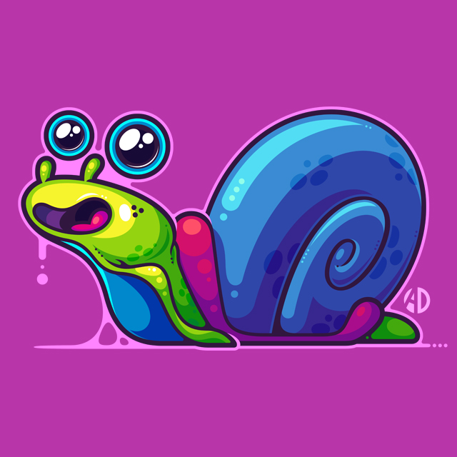 Dale The Snail