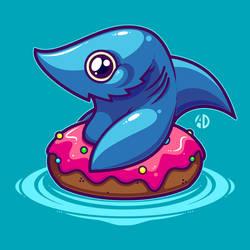 Donut Shark