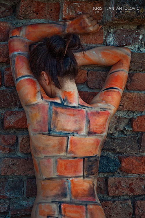 Just another brick in the wall by incalius on deviantart