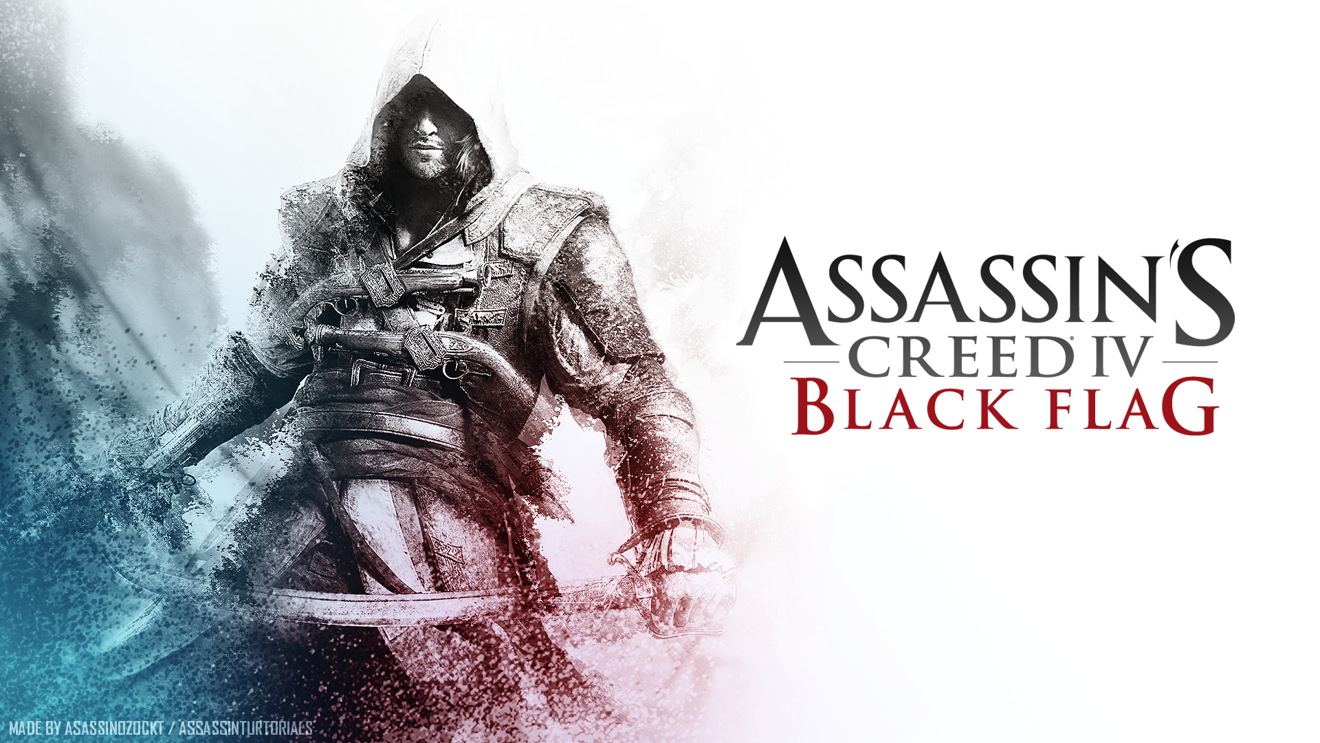 Assassin S Creed Iv Black Flag Wallpaper By Assassinturtorials On