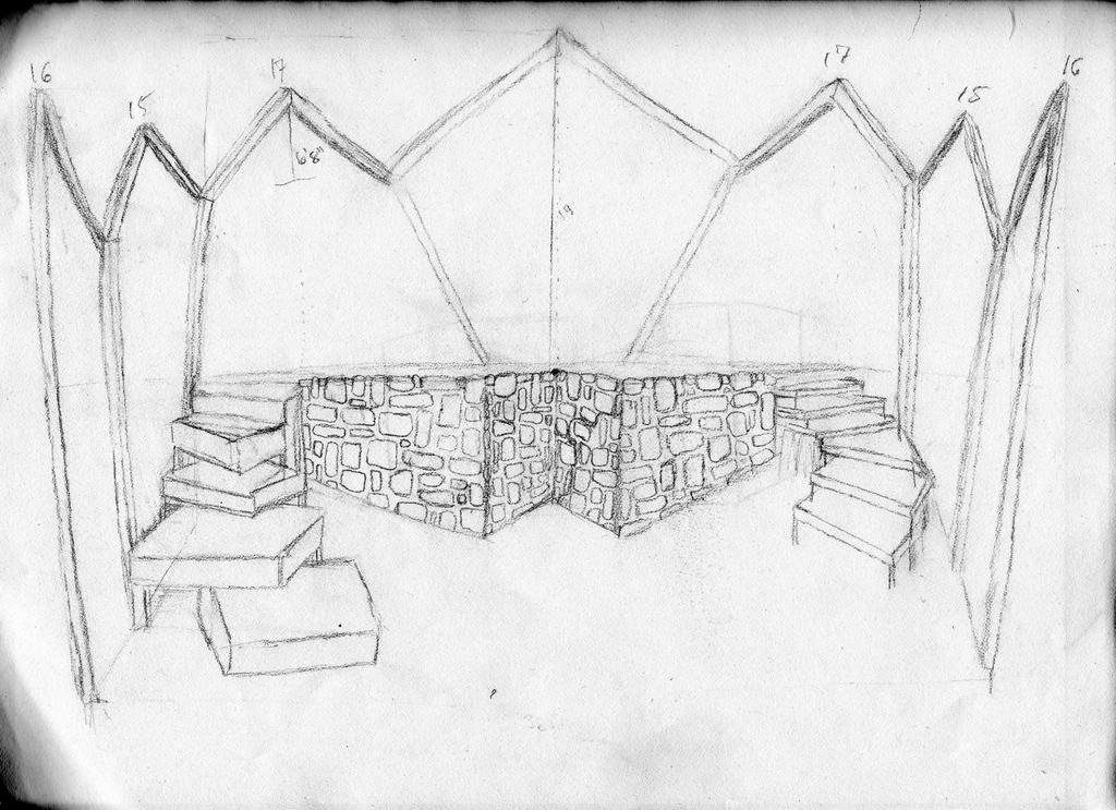 Macbeth Sketch Front By Cg Adatto