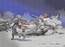 Savora Snow Battle
