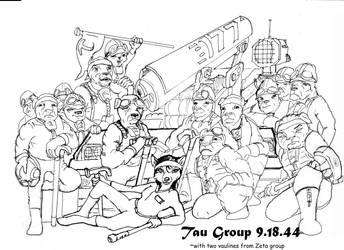 Bria, Arin and Tau group by bscruffy