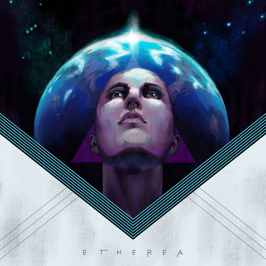 Etherea Cdcover by glaubersonic