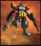 Heavyarms Gundam