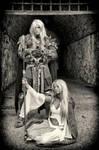 Arthas and Jaina