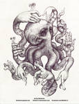 Creatures from Mish- Enneapus