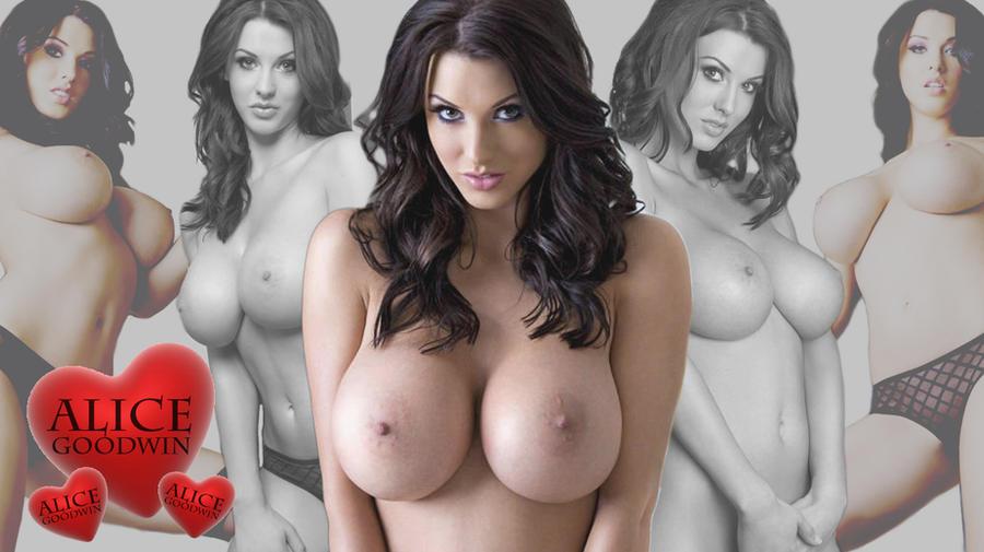 Hot porno Busty brunette glamour models