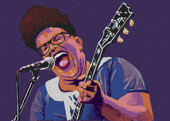 Brittany Howard Kicks Ass by freesqueeze