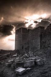 Cloud Ruler Temple by beregond3019